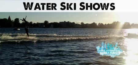 Water Ski Shows Lake Country Family Fun BadgerLand Muskego Water Bugs Pewaukee Lake Ski Club
