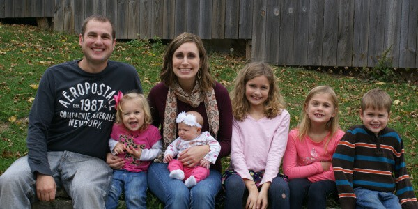The Andrus Family
