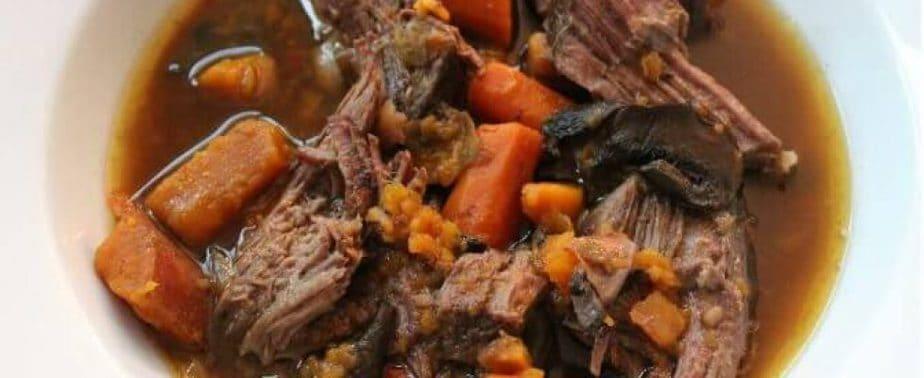 Brewers Organics Lake Country Family Fun Beef Stew