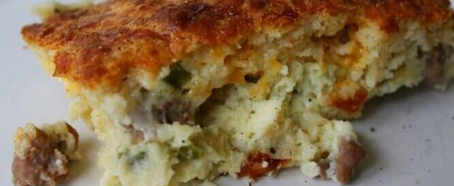 Sausage Onion Pepper Egg Casserole Brunch Lake Country Family Fun Brewers Organics Milwaukee Waukesha County