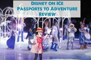 Disney on Ice Review Passports to Adventure Lake Country Family Fun